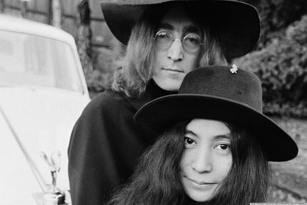 John Lennon and Yoko love story movie in the works