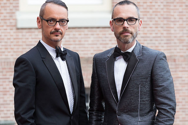 "Viktor&Rolf: ""We became interested in fashion because of perfume ads"""