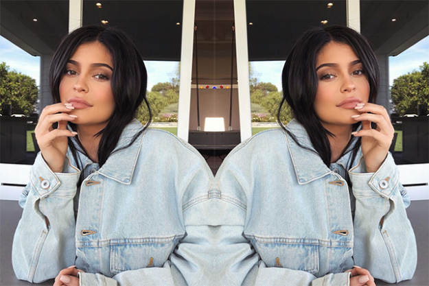 Kylie Jenner finally reveals her baby's name!