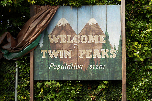 Click through for the real-life Twin Peaks locations