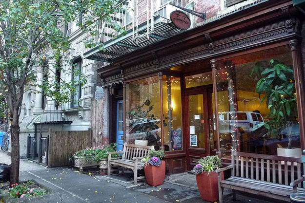 2. Place to get coffee: Cafe Grumpy in Chelsea.