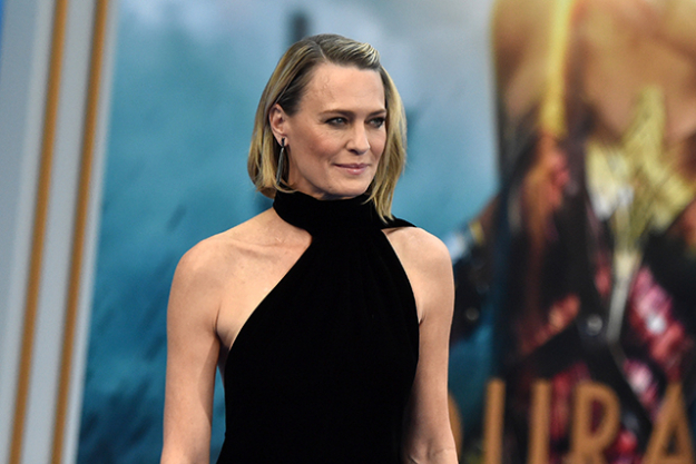 9. Robin Wright, House of Cards - $9 million USD