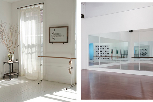 3. Where to work out: Body by Simone in Chelsea and Ballet Beautiful in Soho.