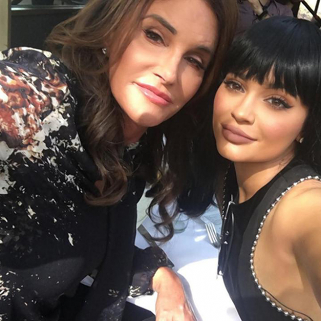 "In classic Caitlyn Jenner form, Kylie's dad seemingly confirmed the news before the rest of the family. A rep for Caitlyn Jenner told The Sun that Caitlyn was told about Kylie's pregnancy ""some time ago."""