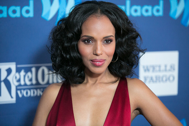 7. Kerry Washington, Scandal - $11 million USD