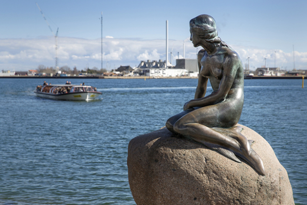 6. The Little Mermaid of Copenhagen, Denmark. Perhaps the most random entry on the list, especially when you consider the original (read: non-Disney) Hans Christian Andersen tale has a slightly more melancholy ending where the little mermaid doesn't get her prince.