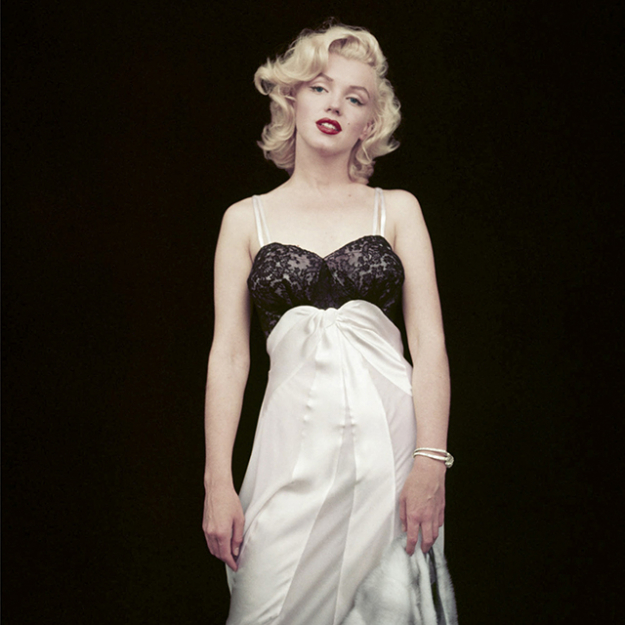 "September 1953, the Negligée Shoot.<p><span style=""font-size: 17px;"">(Photo: Milton H. Greene &copy; 2017 Joshua Greene. From The Essential Marilyn Monroe. Photograph by Milton H. Greene.)</span></p>