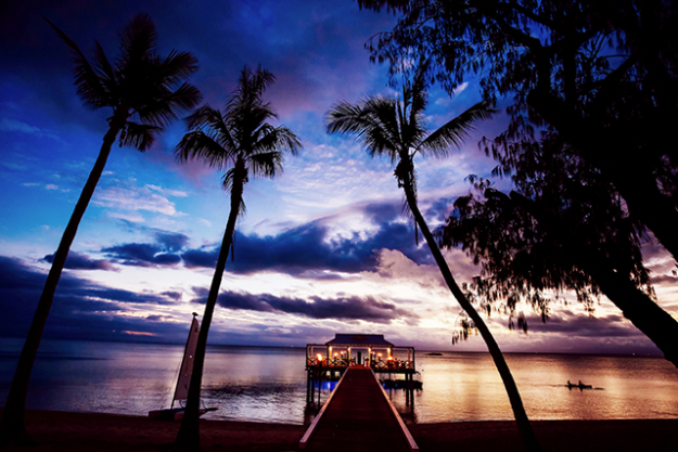 "Where: Orpheus Island, Great Barrier Reef, Queensland. Rate: packages start at $1,500 per night per couple. Up until June 23 the resort is offering four nights for the price of three.<p><a style=""font-size: 17px;"" href=""http://www.orpheus.com.au/"">orpheus.com.au</a></p>
