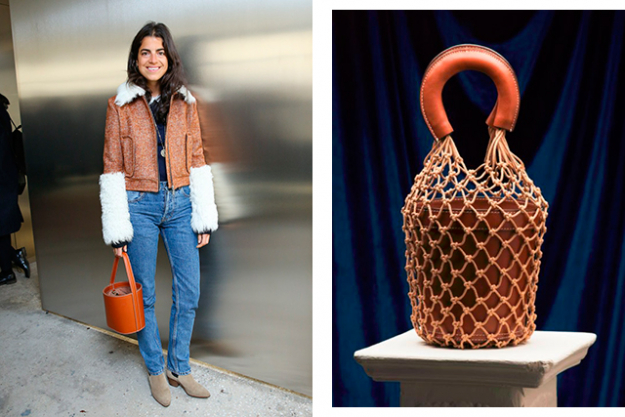 "Fans of Leandra Medine, Alexa Chung and Jeanne Damas' style will no doubt have spotted the cute bucket bags on their arms this year. Priced from US$250 a pop, they're a welcome addition to any wardrobe.<p><a href=""https://staud.clothing/"" style=""font-size: 17px;"">staud.clothing</a></p>