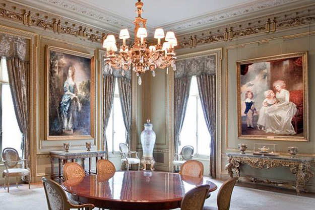 5. Fave museum or gallery: The Frick Collection.