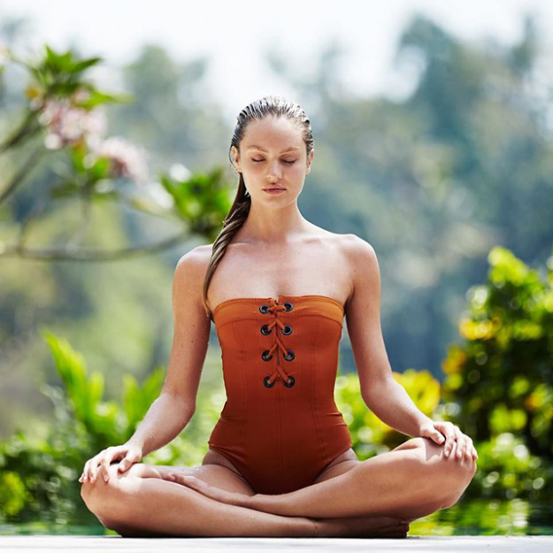 5. Meditation. Yes the old anxiety usually kicks in before getting onto the catwalk so my clients try to do long deep breaths to calm the nerves and centre the mind. I usually recommend my clients to start meditating and deep breathing while they are having hair and make-up done.