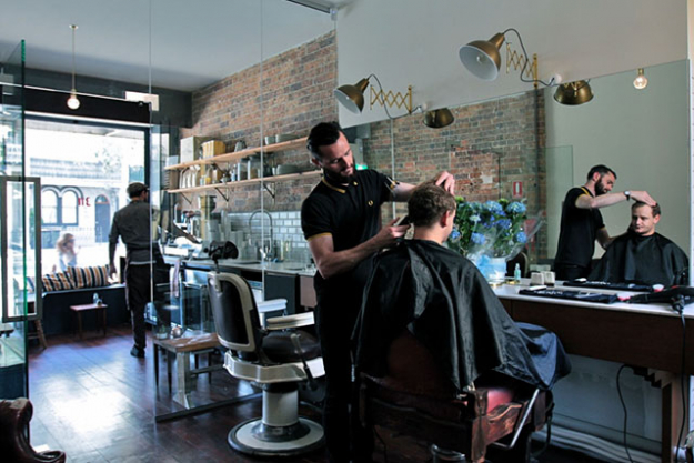 Clevelands - Who said that coffee and cuts were mutually exclusive? At Cleveland's, proprietors Patrick Casey and Harry Levy have brought together a café and salon, following the trend for hybrid retail that seems to be dominating the cool inner-city suburbs. Stop by for a hearty breakfast or just enjoy a quality coffee while you wait for your hair appointment, servicing both men and women. 311 Cleveland Street Redfern www.clevelandsoncleveland.com/