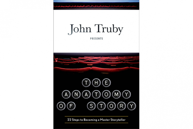 6. What you're reading: The Anatomy of Story: 22 Steps to Becoming a Master Storyteller by John Truby.