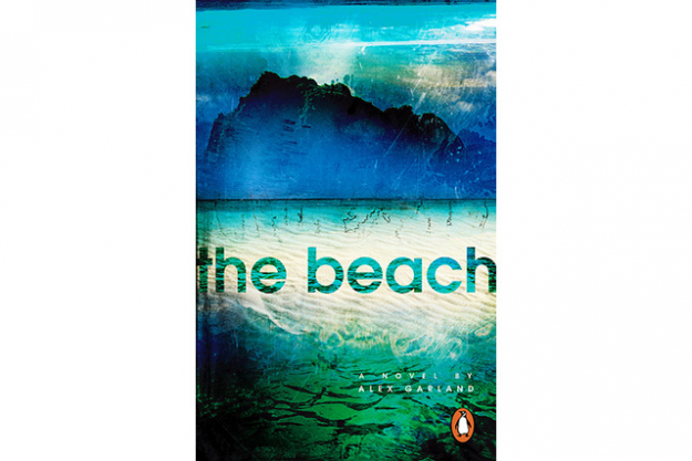 6. Reading: The Beach by Alex Garland.