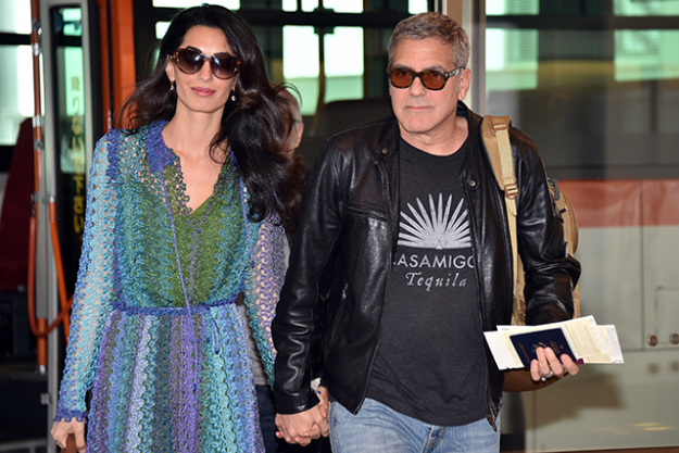 "7.	Both Amal and George have also agreed to be more careful about where they travel now that they're parents. """"We decided to be much more responsible, to avoid the danger,"" Clooney has said."