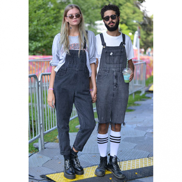 7.	Dungarees. If you must. We. Just. Can't.