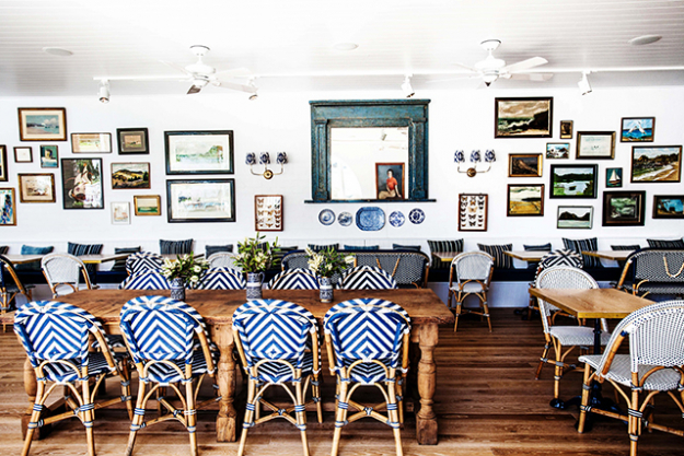 4.	Halcyon House, Cabarita Beach, Northern NSW.  Once a shabby surfside motel, Halcyon house has been transformed into a Mediterranean luxury escape overlooking Cabarita Beach. With its chic white exterior and excellent choice of furnishings, you'll be hard pressed to find a more idyllic setting in the Northern NSW coast. Once you're done sampling the excellent cuisine in the restaurant, jump in the car and head half an hour south to the fresh, organic and sustainable food mecca of Byron Bay.