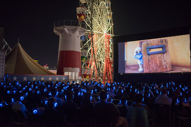 "Yip! The first outdoor cinema of the season is about to open! Luna Park's Rooftop Cinema will be showing classics, new releases you might have missed this year every night throughout the month.  Luna Park Rooftop Cinema, September 7-30<p><a href=""http://lunaparksydney.com/"">lunaparksydney.com</a>&nbsp;</p>"