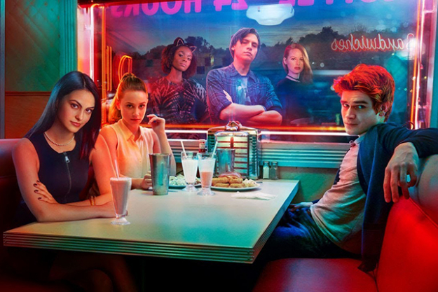 9. Watching: Riverdale haha. I'm obsessed!!