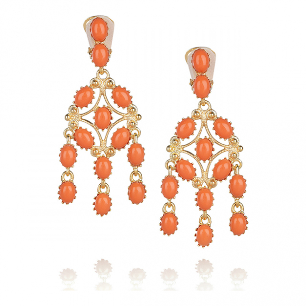 "Kenneth Jay Lane earrings. Perfect for: Melbourne Cup - pair with Victoria Beckham dress and yellow Jimmy Choo shoes<p><a href=""https://www.theoutnet.com/en-AU/Shop/Product/Kenneth-Jay-Lane/Gold-tone-stone-earrings/786582"" target=""_blank"">theoutnet.com/en-AU</a></p>"