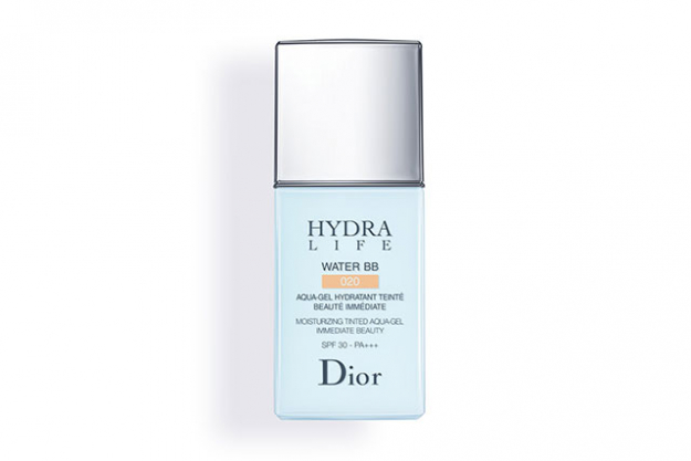 For dry skin: DIOR Hydralife Water Bb Crème, $95