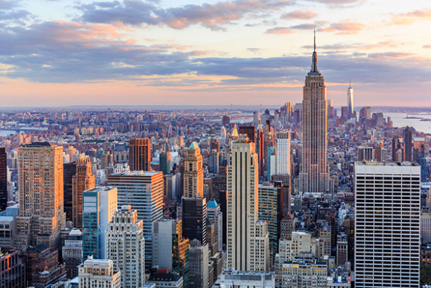 10.	New York City. What to say about the Big Apple that's not been said before? Nothing, except it's a surprisingly easy city to explore new boroughs and traipse the modern art galleries alone. After all, how could you be bored in the city that has no 'off' switch?