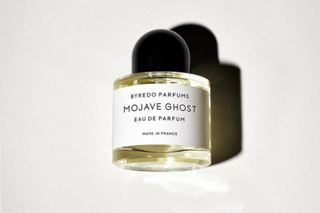 11. Signature scent: It used to be Chloe, but I've switched it up recently with Mojave Ghost, by BYREDO