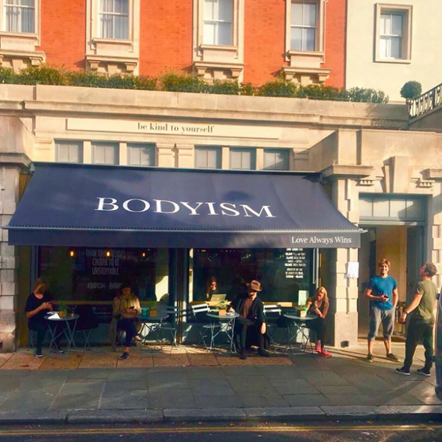"It's not about doing it all at once, for some people it's about taking it one habit, one day at a time. That's why our main motto, ""Be kind to yourself"" is carved in stone above our flagship club in Notting Hill. Life is hopefully long and there's no point doing something crazy just to change a number on a set of scales. Happiness is not a body fat percentage, and it comes one day at a time."