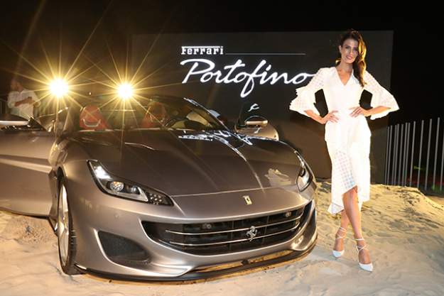 15. What's your favourite thing about the Ferrari Portofino? Its understated style and elegance. I think it just shot to the top of my wish list!