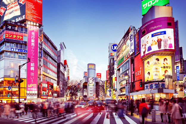15.	Tokyo. Still the premier destination in Asia, it's hard to knock off this cool-kid from the top spot. Food, fascinating culture and a rampant knack for innovation make Japan's capital an easy choice for anyone flying solo.