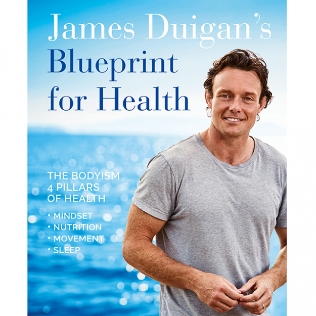 "James's Duigan's book 'Blueprint for Health' is available now<p><a style=""font-size: 17px;"" target=""_blank"" href=""https://bodyism.com/aus/shop/books/blueprint-for-health/"">bodyism.com/aus/shop</a></p>