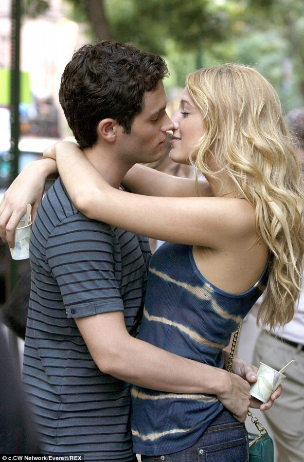 Blake Lively & Penn Badgley: The Gossip Girl sweethearts broke up two years before the series ended, with Lively going on to marry actor Ryan Renolds.