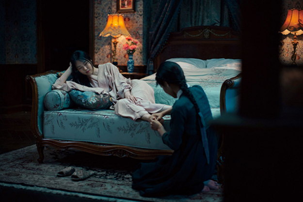 'The Handmaiden' Arguably one of the sexiest, most erotically-charged films at the festival, this sumptuous period drama by iconic Korean auteur, Park Chan-wook ('Old Boy', 'Stoker'). Increasing the heart rate in a way that only Chan-Wook's provocative touch can, The Handmaiden, is inspired by the Sarah Water novel 'Fingersmith' and set in 1930s colonial Japan and Korea. The story centres on Sookee (Kim Tae-ri) a handmaiden for an isolated Japanese heiress Hideko (Kim Min-hee), planted there by a suitor with eyes only for Hideko. The plot tangles into a vicious, sensually arresting web when an electric attraction begins to spark between the two women. Visually stunning.