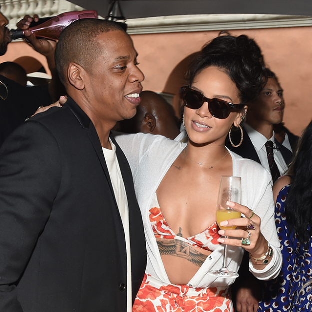 While Beyoncé and Jay Z never publicly acknowledged the cause of the rift, it was initially speculated that Solange was having a go at Jay Z over his close working relationship with Rihanna
