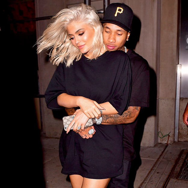 Kylie Jenner and Tyga: The pair dated for two years, breaking up numerous times throughout. Jenner somewhat confirmed the breakup in April, when she was photographed with her now boyfriend, Travis Scott.