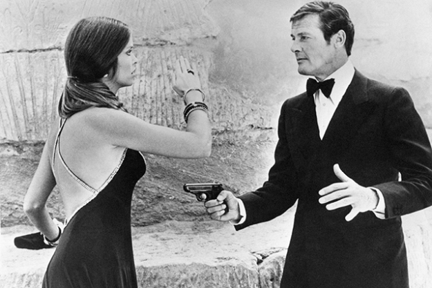 Life, death and evening wear in 'The Spy Who Loved Me'