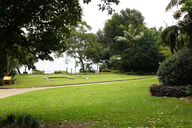 McKell Park, Darling Point
