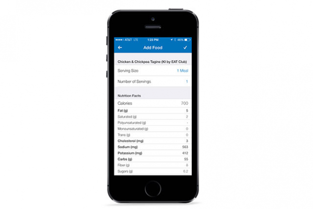 I find that the easiest way to organise, plan and track your food intake is via MyFitnessPal, which is available as a smartphone app. This allows you to keep an accurate food diary, which you can alter at any time of the day.