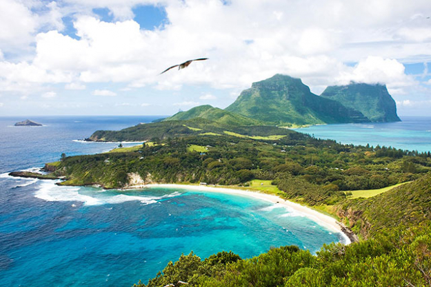 Neds Beach, Lord Howe Island, NSW