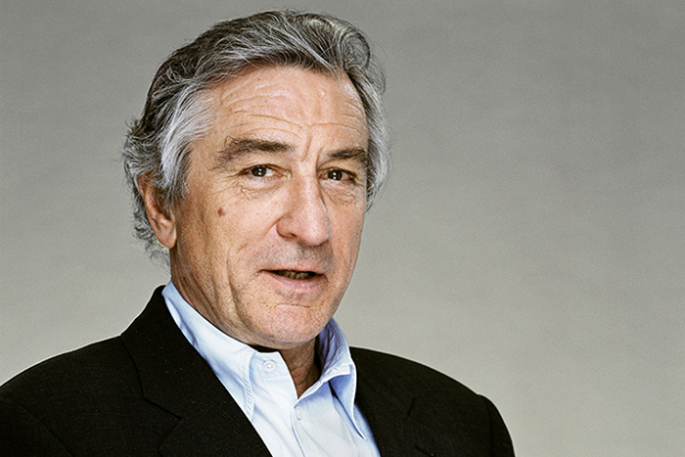 Robert De Niro star of an untitled David O Russell project for Amazon: $775,000 USD per episode