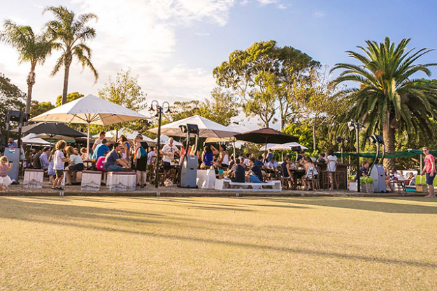 "The Greens North Sydney: The lower north shore's answer to the weekend question, The Greens provides knockout action both on the field (lawn bowls) and off (sublime sips and nosh) along with killer harbour views. Add to the agenda. 50 Ridge St, North Sydney<p><span style=""font-size: 17px;""><a href=""http://thegreensnorthsydney.com.au"" target=""_blank"">thegreensnorthsydney.com.au</a></span></p>