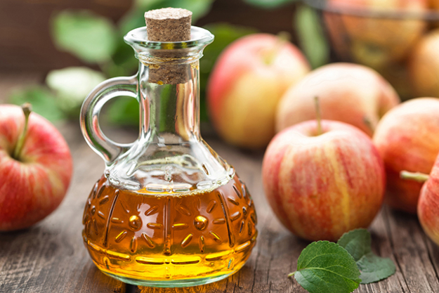 Swap balsamic for apple cider vinegar: Look for ACV with the 'mother' and add a teaspoon to your morning water to help boost your metabolism and alkalise your system.