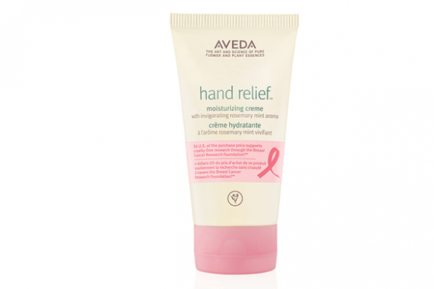 "Aveda is bringing soft hands into focus with a special pretty pink Hand Relief Moisturizing Crème for $49.95. Aveda will donate $4USD from the purchase price to support cruelty-free research through the NBCF. Available from<p><a href=""http://www.aveda.com.au/"">aveda.com.au</a>&nbsp;</p>"