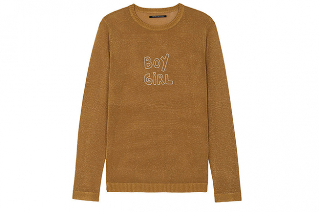 Bella Freud x J Brand sweater