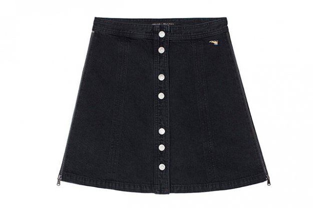 Bella Freud x J Brand skirt