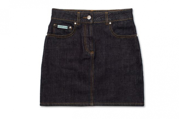 Alexachung denim skirt $260