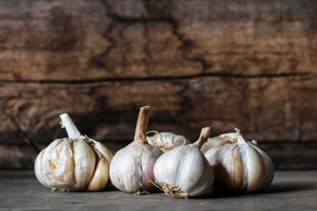 Adding garlic to the base of your sauces, dips or stews