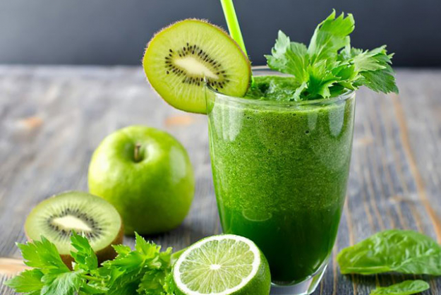 1. Spice up your green smoothie: greens are great, but don't get stuck in a food slump with the same morning sludge.