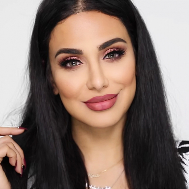 Beauty #3 Huda Kattan. Dubai-based beauty blogger-turned-entrepreneur. Sephora stocks her make-up line which is also a firm favourite with the queen of social, Kim K.