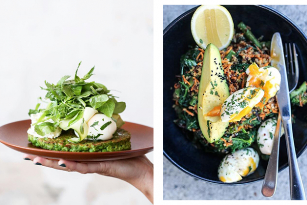 "Porch & Parlour, Bondi: this local fave has two stellar green breakfast options: a green on green plate filled with green beans, broad beans, broccoli and baby spinach or for the pancake fan a green pea pancake with a salad of feta, avo, zucchini and mint. (Images: @porchandparlour)<p><a href=""https://porchandparlour.com/"" style=""font-size: 17px;"">porchandparlour.com</a></p>